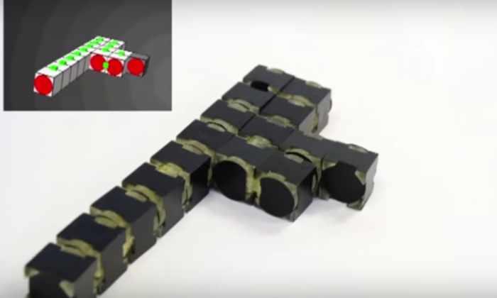 Новый кубик Рубика превратится из сенсорного дисплея в игровую консоль