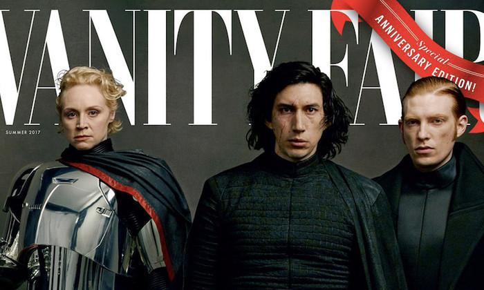 Портреты главных героев восьмой части «Звездных войн». Глазами известного фотографа