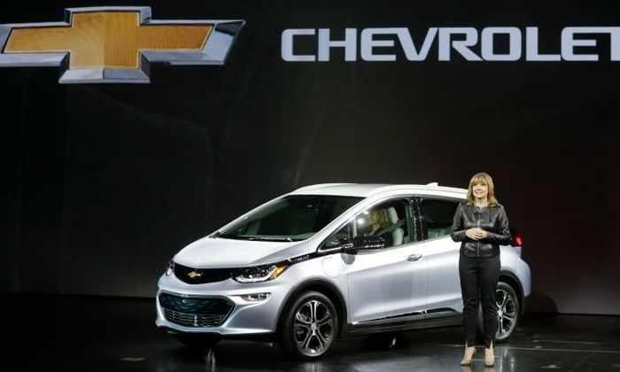GM и Lyft выпустят на американские улицы беспилотное электротакси