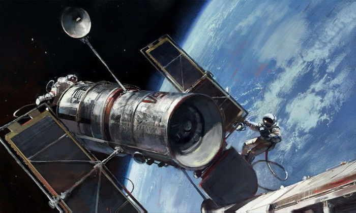 Китай запустит телескоп в 300 раз мощнее