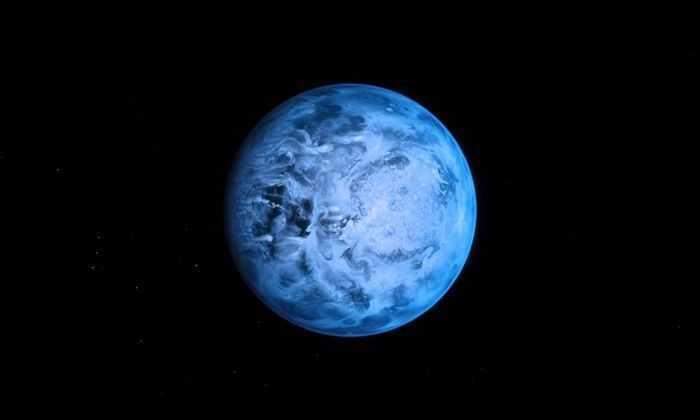 Астрономы узнали о составе облаков на «горячих Юпитерах»