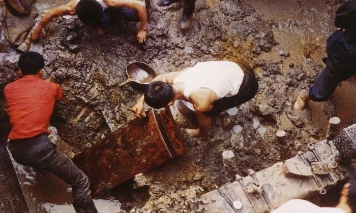 В Китае нашли сотни изделий из бронзы старше двух тысяч лет