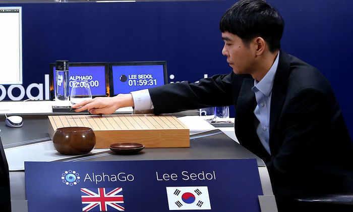 Чемпион мира по го сыграет партию с компьютером Google