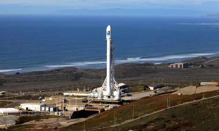 SpaceX планирует восстановить запуск ракеты Falcon 9 всередине декабря