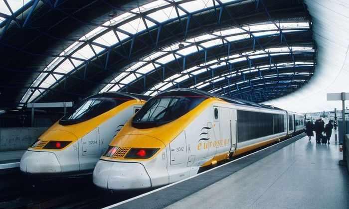 С 1 января все поезда Голландии работают за счет энергии ветра