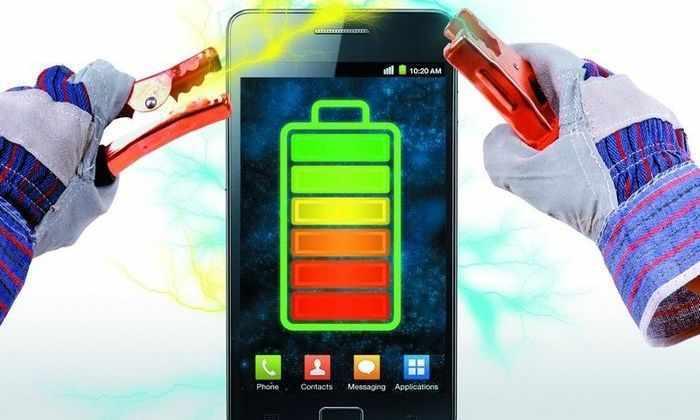 Новая технология позволит заряжать телефоны за секунды