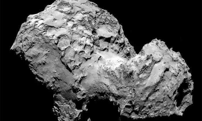 Кометный лед оказался ровесником Солнечной системы