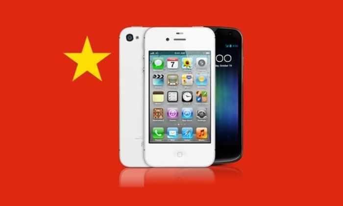 Китайские смартфоны стремительно покоряют рынок
