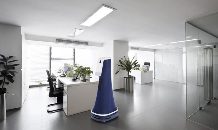 Робот-охранник от Cobalt Robotics