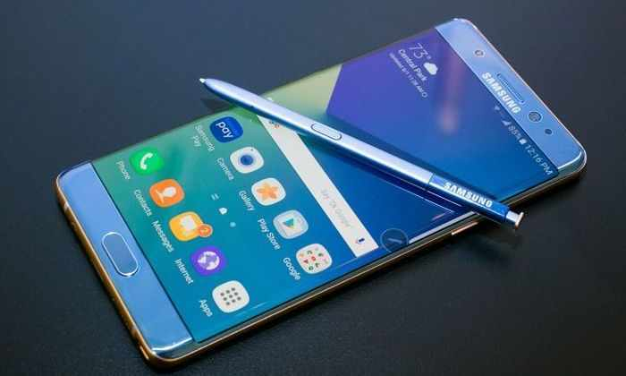 Samsung возобновила продажи Galaxy Note 7