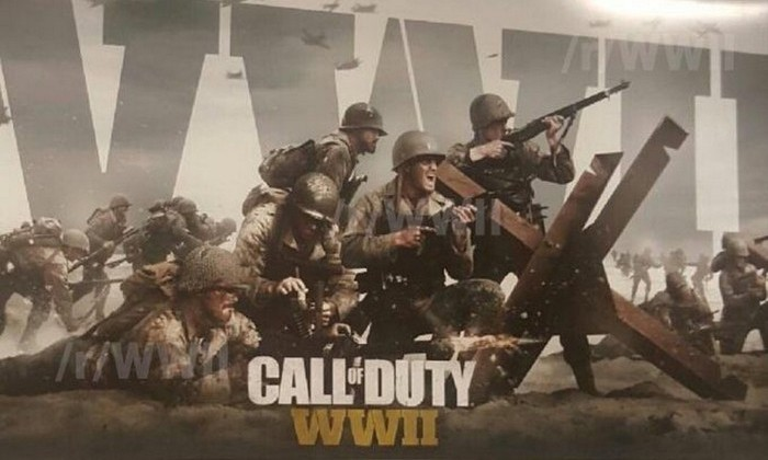 Новая Call of Duty вернется к теме Второй мировой войны