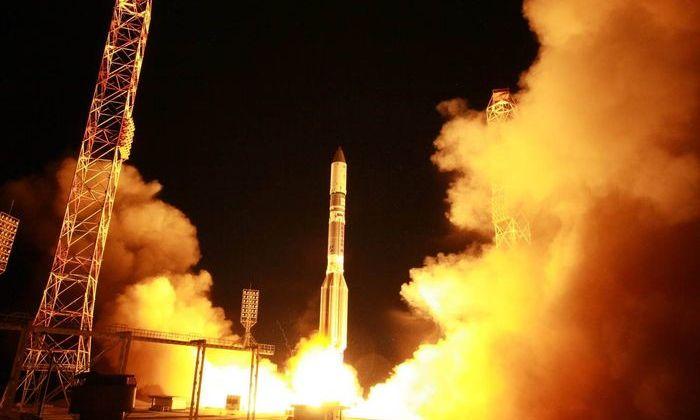 «Роскосмос» отзовет все двигатели ракет-носителей «Протон-М»
