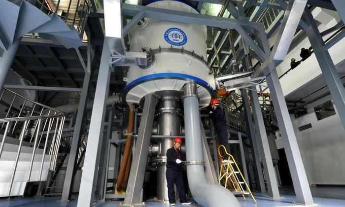 Китайцы создали второй по мощности магнит в мире