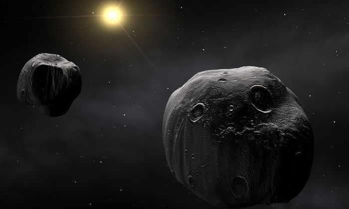 Первая частная миссия на астероид будет запущена на ракете с водяным двигателем
