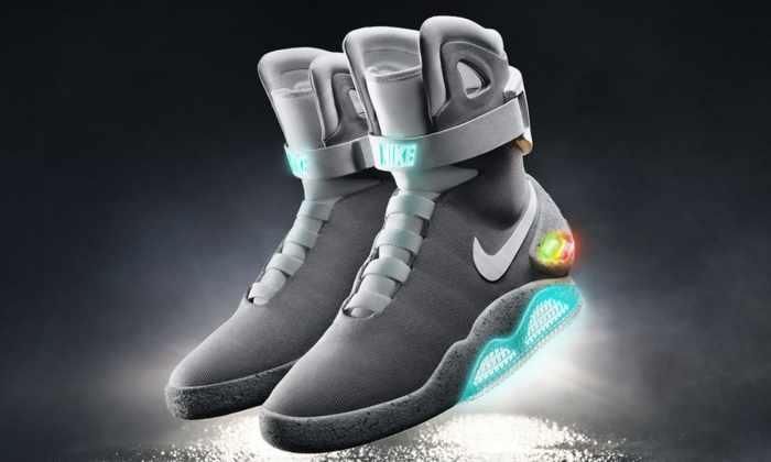 Видео: Nike представил кроссовки будущего