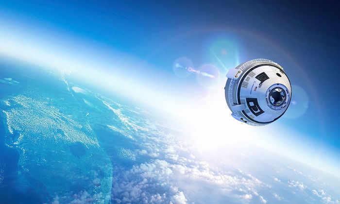 NASA доставит астронавтов на МКС с помощью частного космического корабля