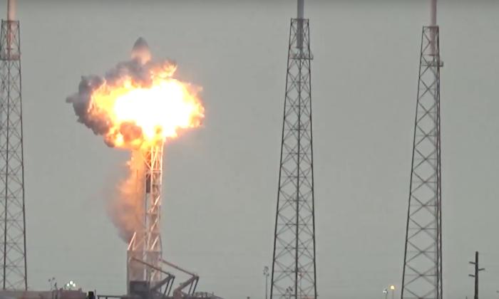 ВSpaceX определили причину взрыва ракеты Falcon 9