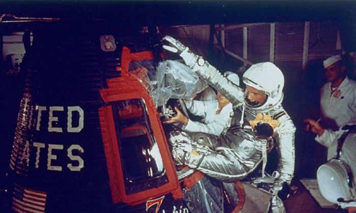 Умер легендарный астронавт США Джон Гленн