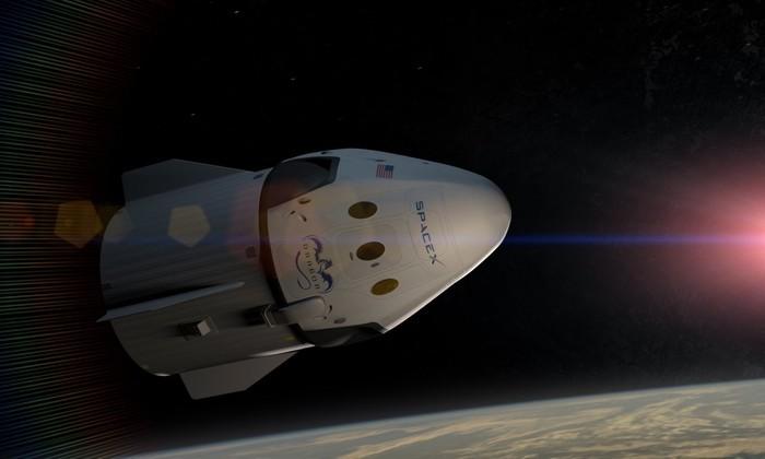 SpaceX впервые отправила к МКС уже использовавшийся грузовик Dragon