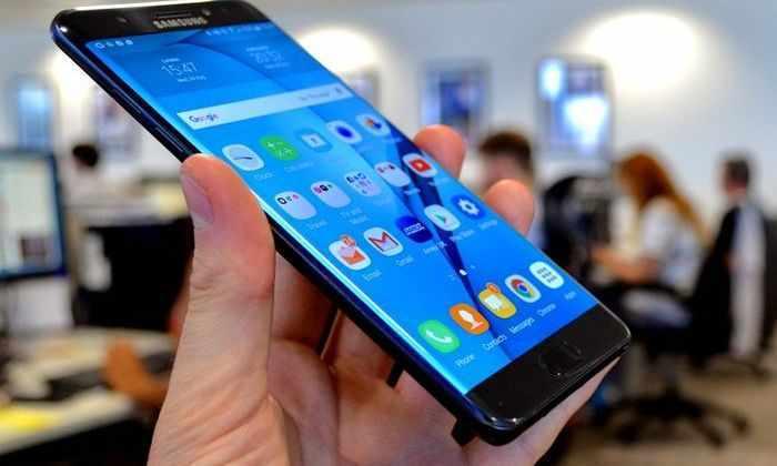 Samsung принудительно заблокирует в США все Galaxy Note 7