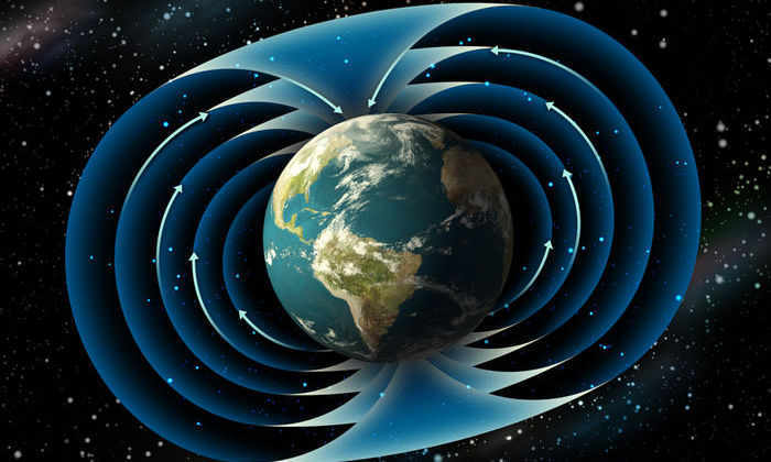 Исследование показало, что раньше у Земли было несколько магнитных полей
