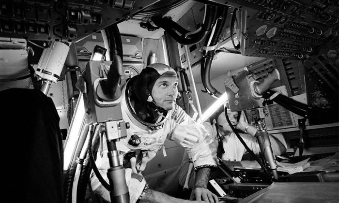 О чем разговаривали первые лунные астронавты? В сети появились аудиозаписи