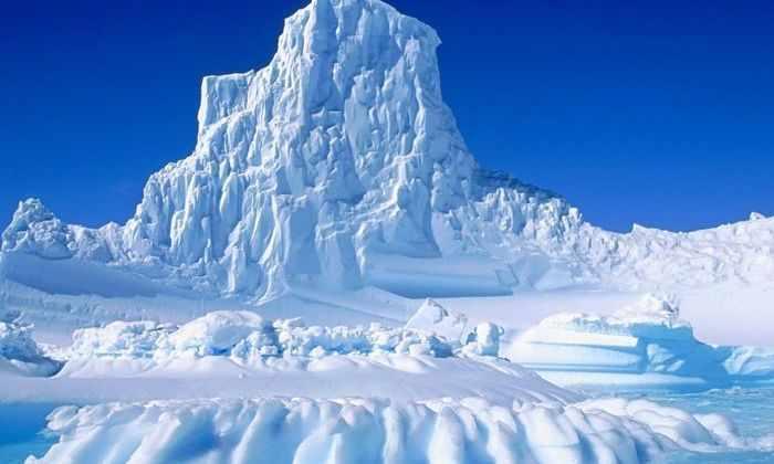 Углекислый газ в Антарктике достиг максимального за последние 4 млн лет уровня