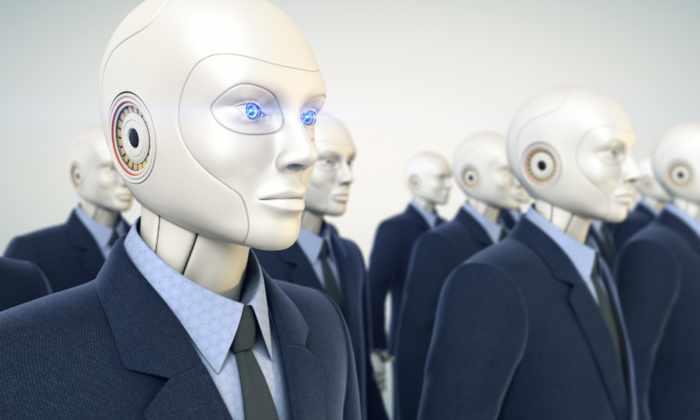 К 2030 году 2,4 миллиона японцев уступят свои рабочие места роботам