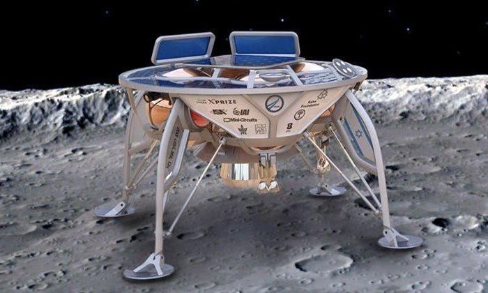Google выплатит $20 миллионов первой команде, которая посадит корабль на Луну в 2017 году