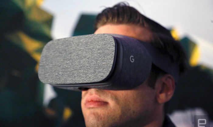 Google добавит функцию отслеживания глаз в очки виртуальной реальности
