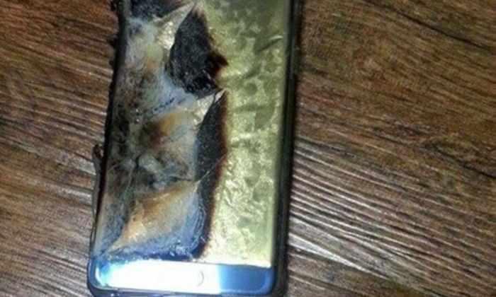 Samsung призвала клиентов выключить и скорее вернуть Galaxy Note 7