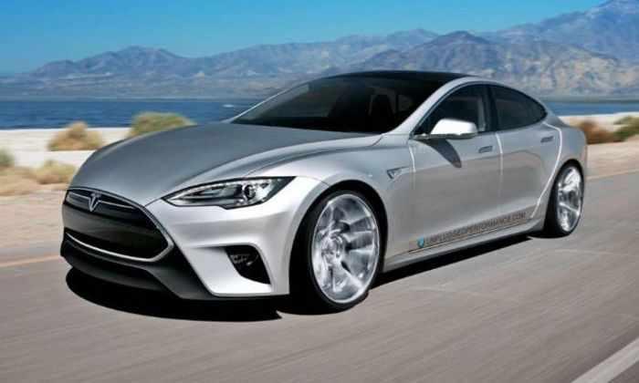 Начался сбор предзаказов на электромобиль Tesla Model 3