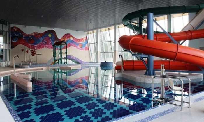 На космодроме Плесецк построили аквапарк