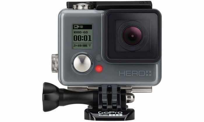 Камеру GoPro отправили в космос