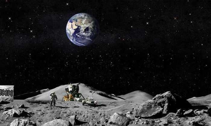 Гражданская авиация США разрешила запуск на Луну первого частного корабля
