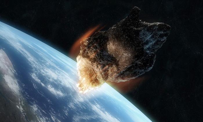 Астрономы засняли астероид, пролетевший мимо Земли