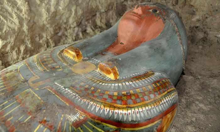 Испанские археологи отыскали мумию, которая отлично сохранилась