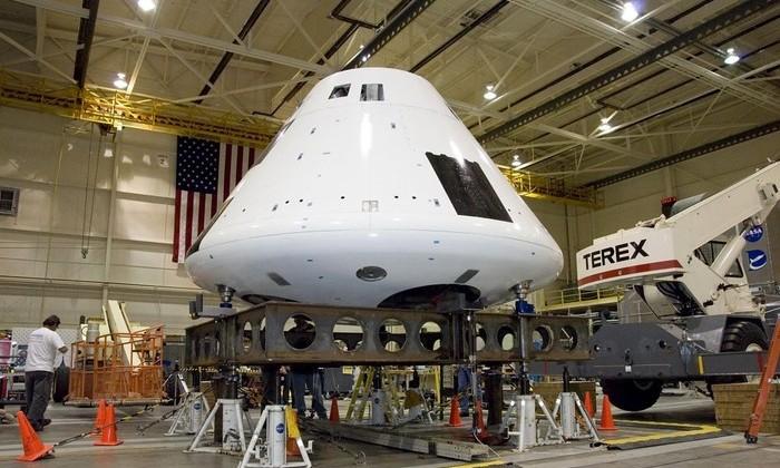 Космический корабль Orion