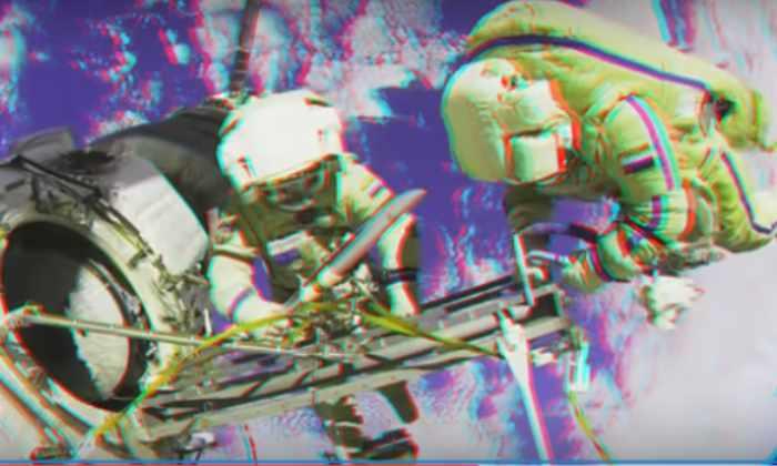 Видео: 3D-тур на МКС