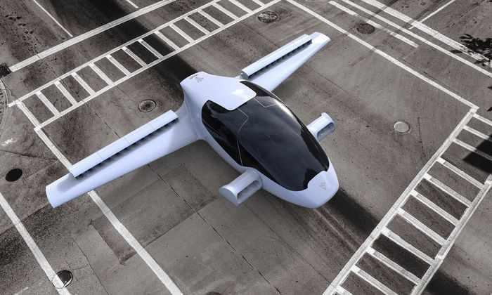 ESA создает электролет, способный к вертикальному взлету
