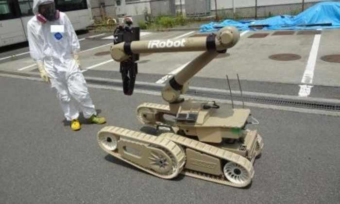 Роботы умерли на Фукусиме