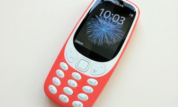 Обновленный Nokia 3310 пришел в Россию