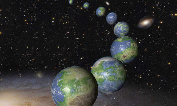 Астрономы обнаружили 24