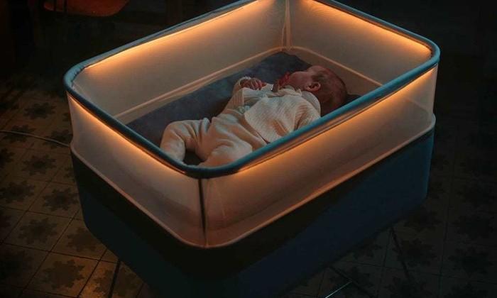 Ford презентовала «умную» детскую кроватку