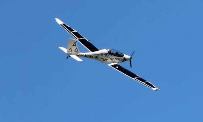 Самолет на солнечных батареях испытали в США