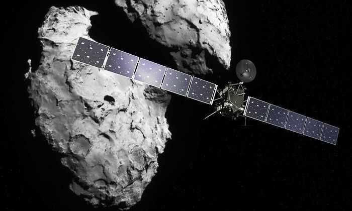 Вокруг кометы обнаружили все необходимое для создания жизни