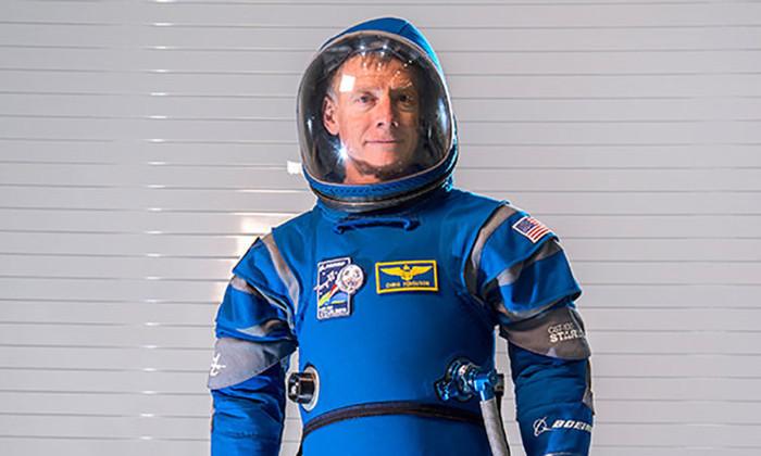Как в кино: новые костюмы астронавтов НАСА взяли из «Космической одиссеи 2001 года»