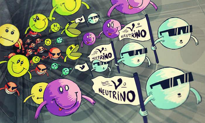 «Стерильных нейтрино», которых физики искали годами, не существует