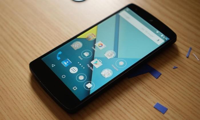 Телефон на ОС Android