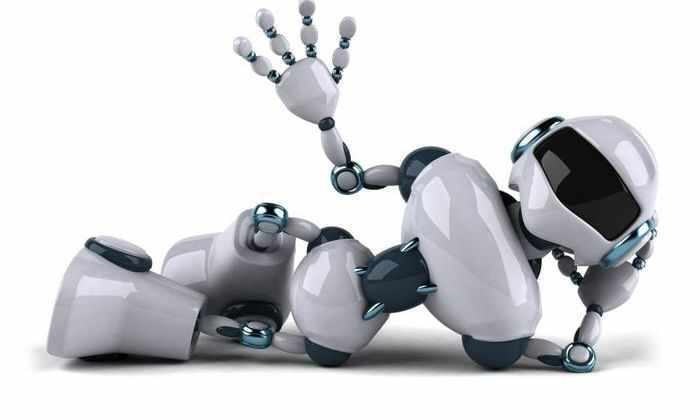 Видео: робот строит шалаш